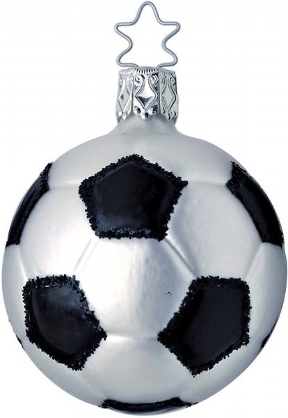 Inge-Glas Anhänger Fußball 7,5cm