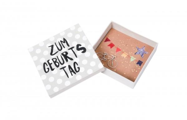 """Geld Geschenk Box """"ZUM GEBURTSTAG"""" - Good old Friends"""