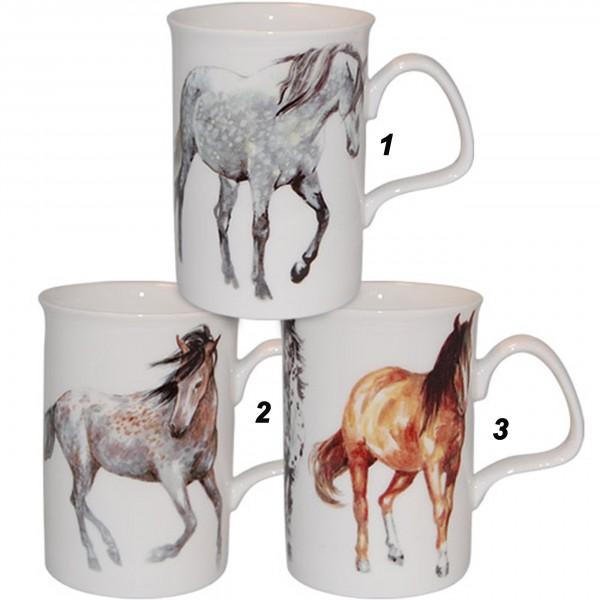 Becher Lanc. - My Horses (Roy Kirkham)