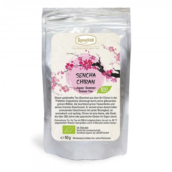 Ronnefeldt - BIO Sencha Chiran - Grüner Tee aus Japan - 50g