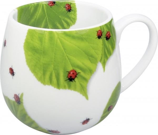 Kuschelbecher Marienkäfer
