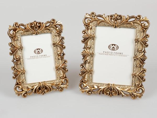 Formano Bilderrahmen, gold, 10 x 15 cm