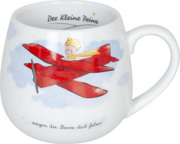 Kuschelbecher Kleiner Prinz Flugzeug