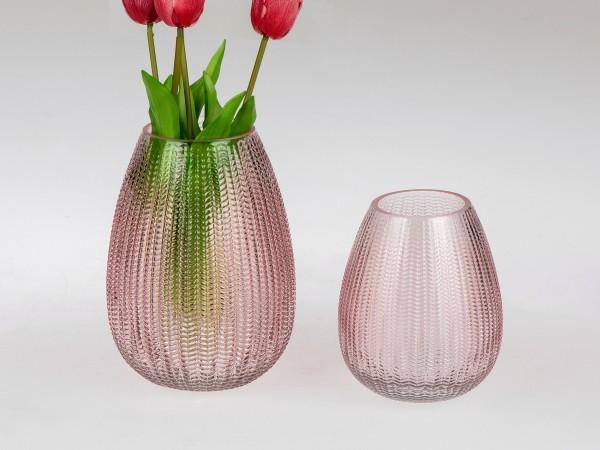 Formano Vase (Flamingo, 13x16 cm)