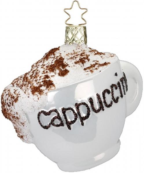 Inge-Glas Anhänger Cappuccino Tasse