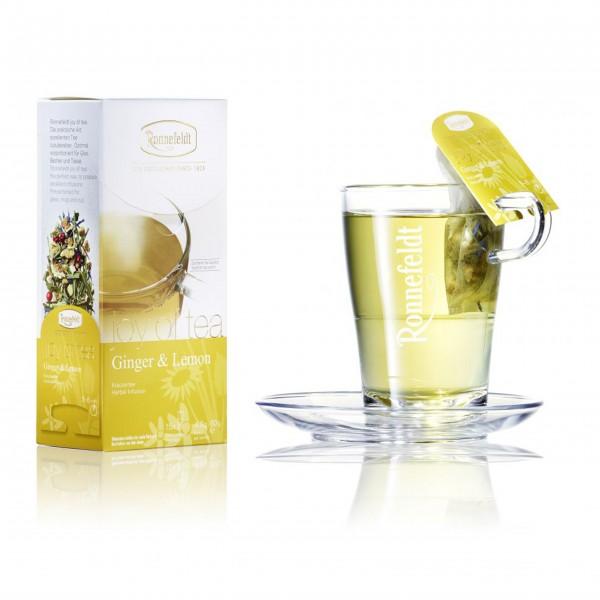 Joy of Tea Ginger & Lemon