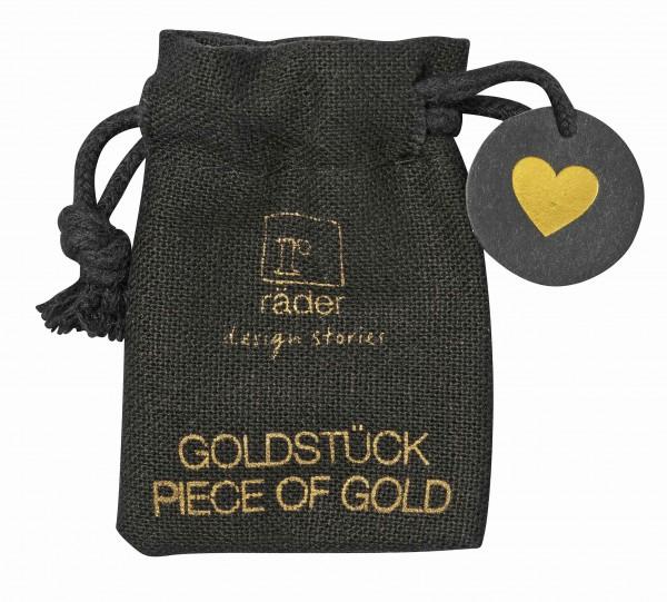 Räder Goldstück Münze (Herz)