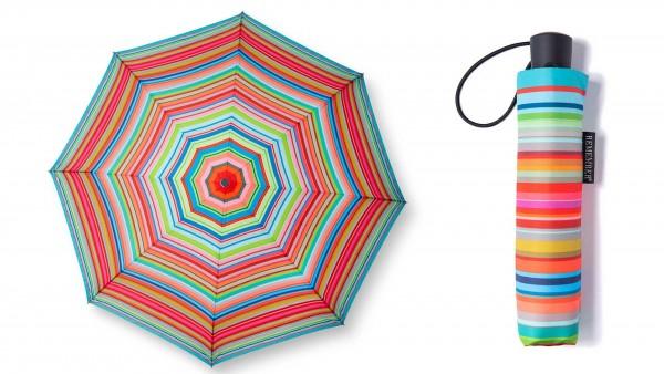 """Remember Taschen - Regenschirm """"Stripes"""""""