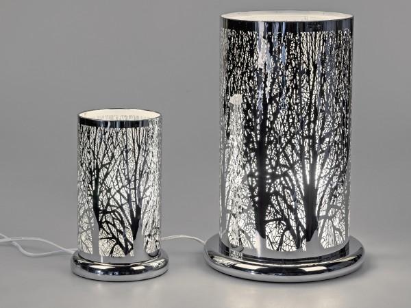 Formano - Touch-Funktion Lampe, Motiv Lebensbaum, 24cm