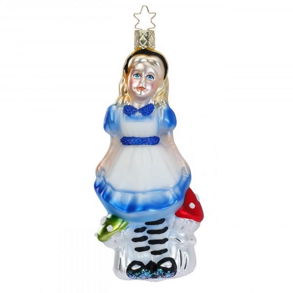 Inge-Glas Anhänger Mrs. Kingsleigh 14cm - Christbaumanhänger